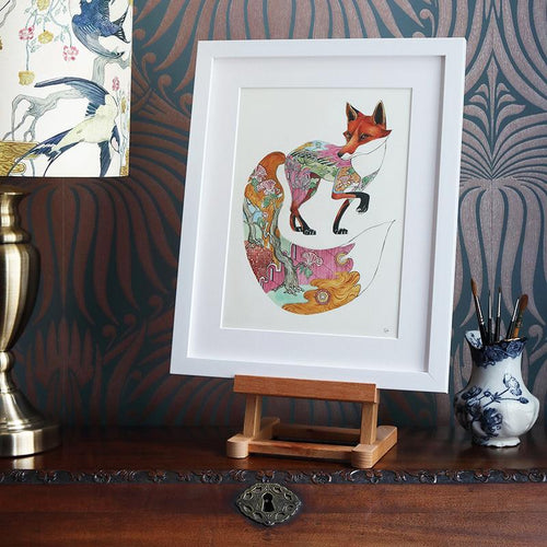 Red Fox - Print - The DM Collection
