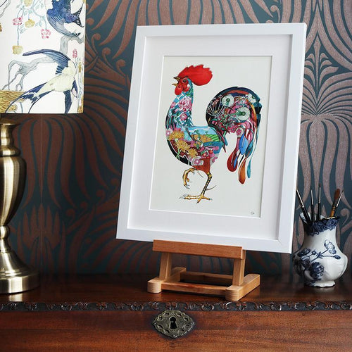 Rooster - Print - The DM Collection