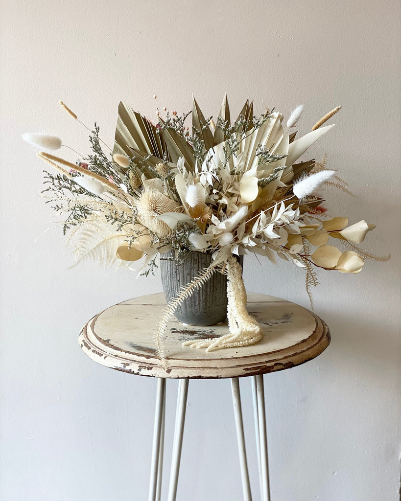 Dried Flower Arrangement - Two Moods