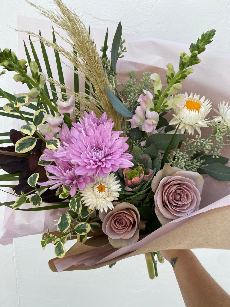Floral Subscription - Hand Tied Bouquet
