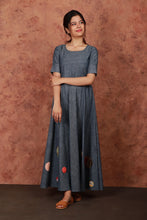 Load image into Gallery viewer, Juhi (Denim Dress)