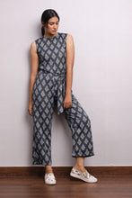 Load image into Gallery viewer, Deni Grey Jumpsuit