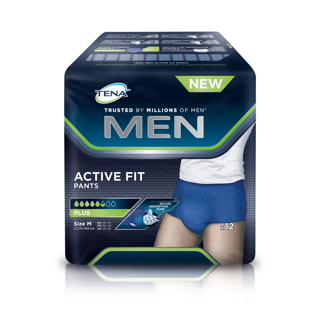 Tena Active Fit Pants Men