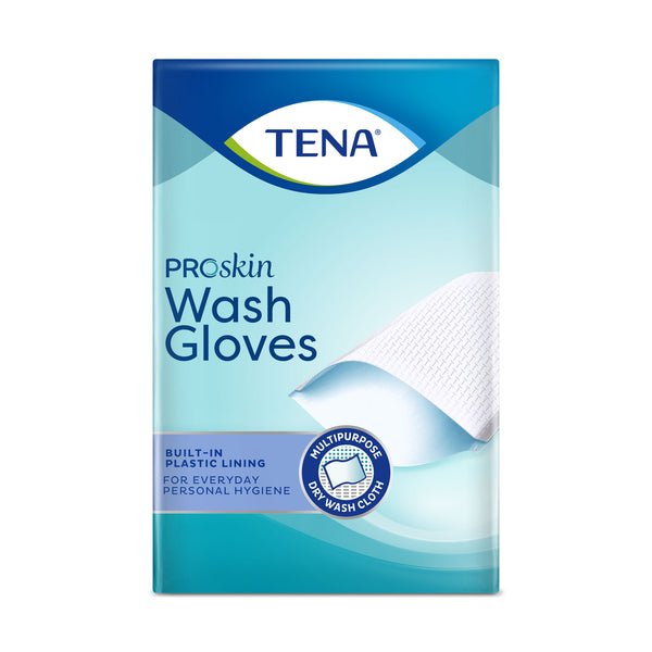 Tena Wash Glove mit Folie