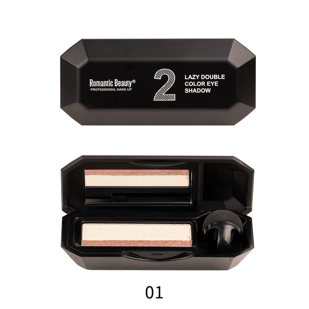 Lazy Eyeshadow Duo