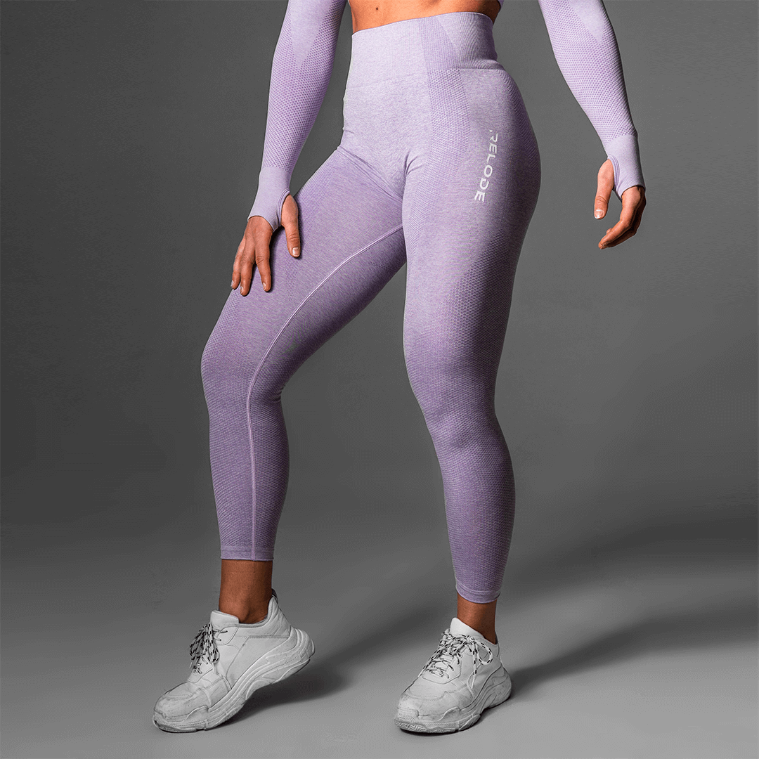 Relode Seamless Tights Lilac