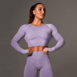 Relode Seamless Top Lilac