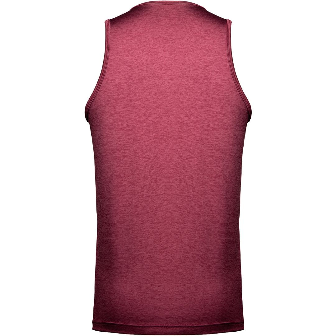 Madera Tank Top Burgundy Red
