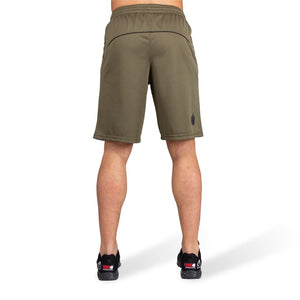 Branson Shorts Army Green Black