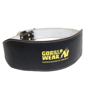 Full Leather Padded Belt