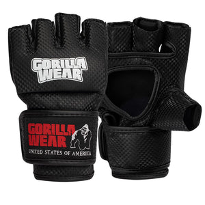 Manton Mma Gloves With Thumb