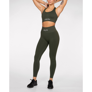 Gavelo-seamless-booster-forest-green-tights-fitness