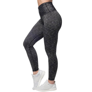 Cushy Leggings Black Grey