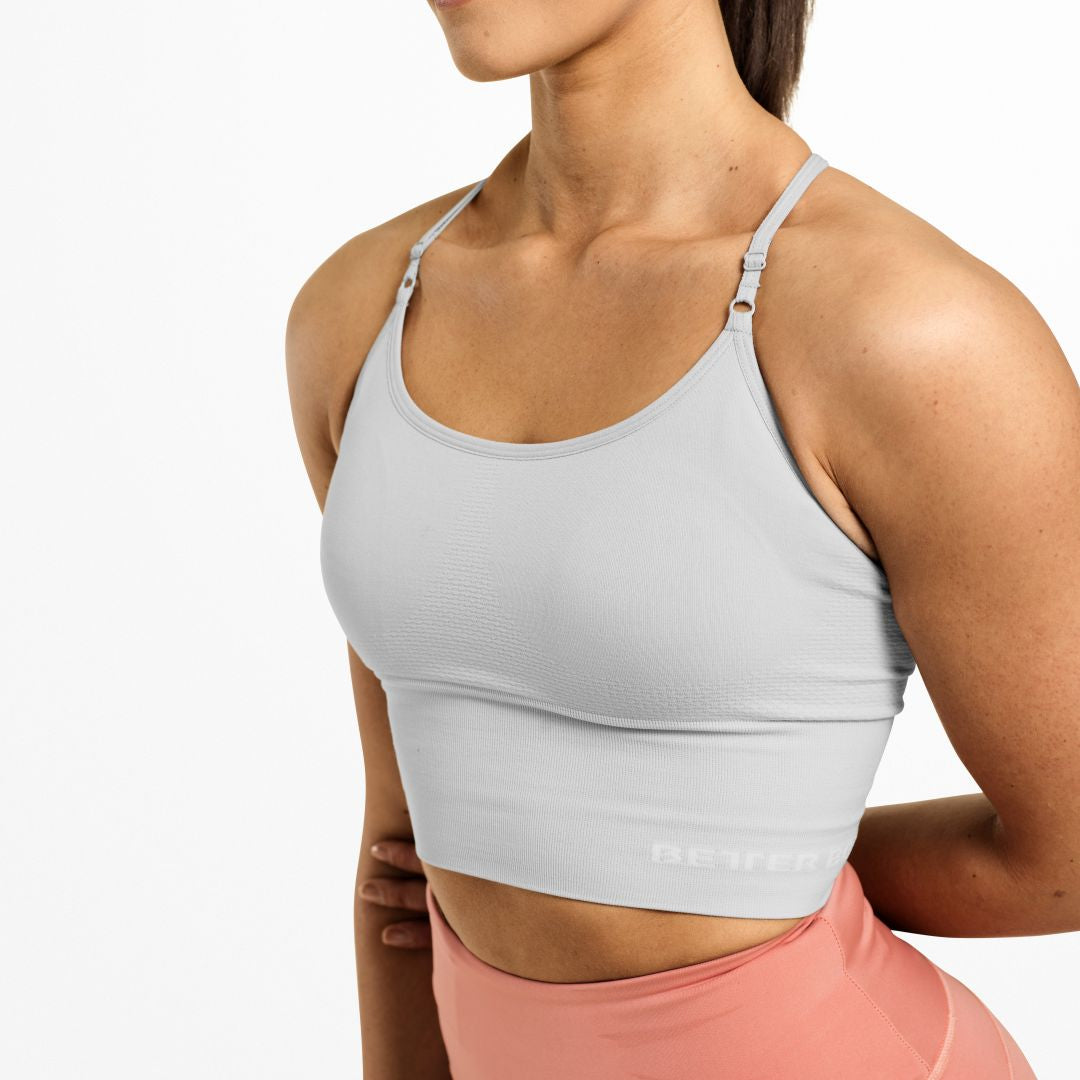 Astoria Seamless Bra Frost Grey