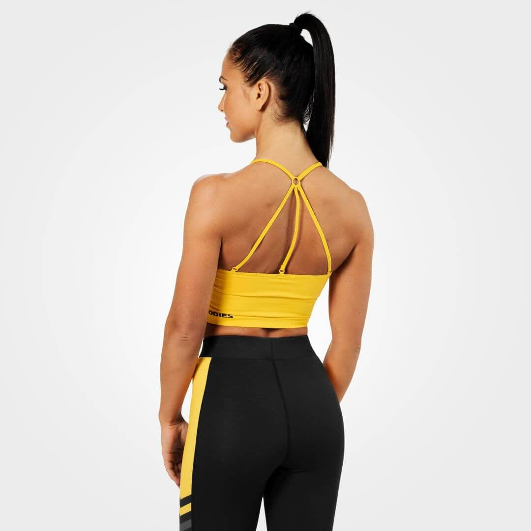 Astoria Seamless Bra Yellow