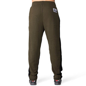 Augustine Old School Pants Army Green