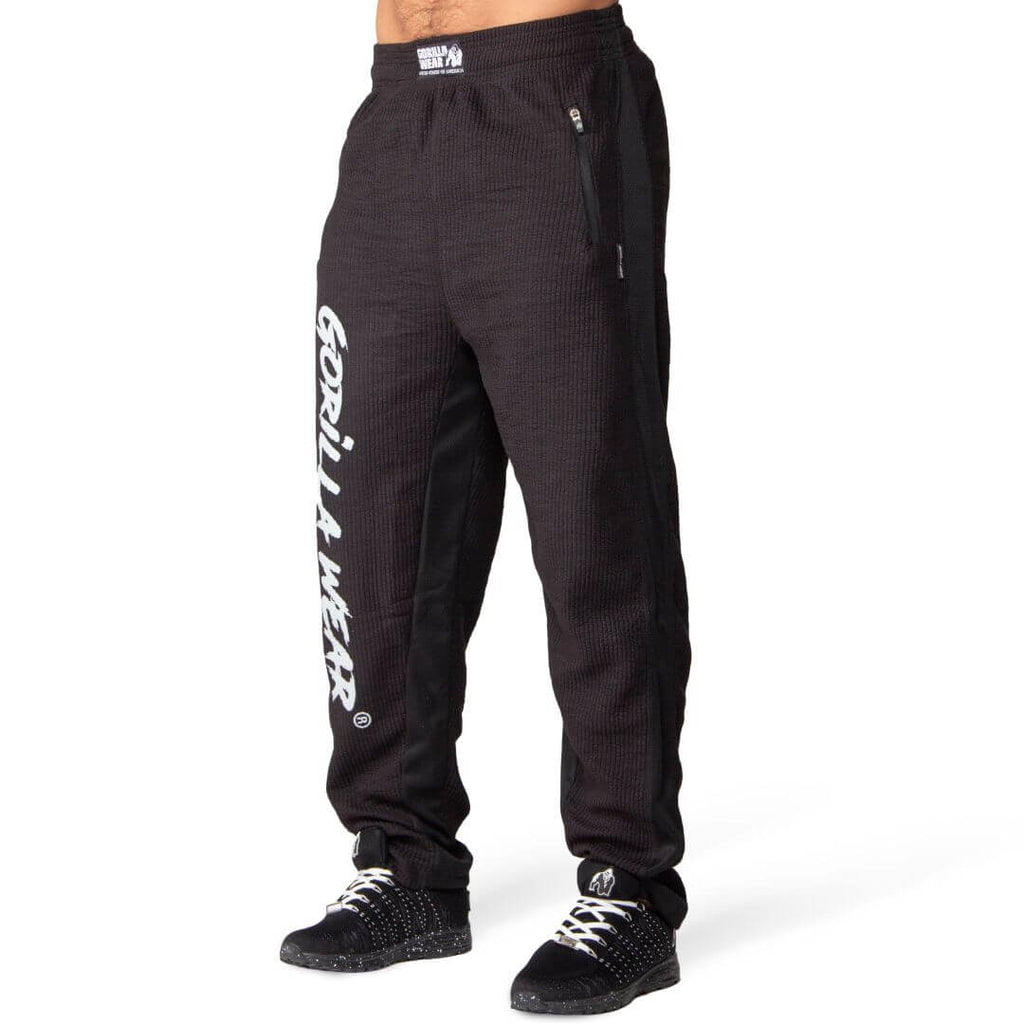 Augustine Old School Pants Black