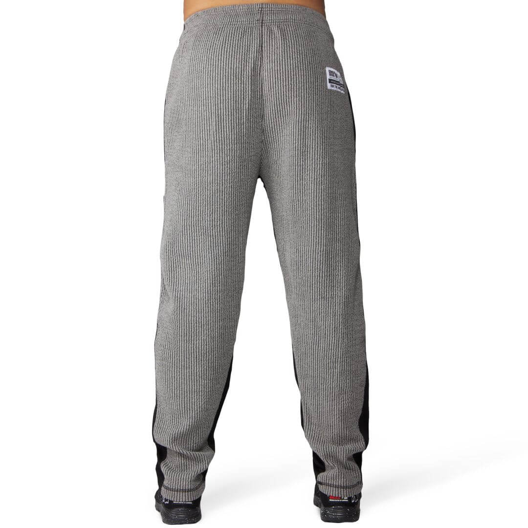 Augustine Old School Pants Grey