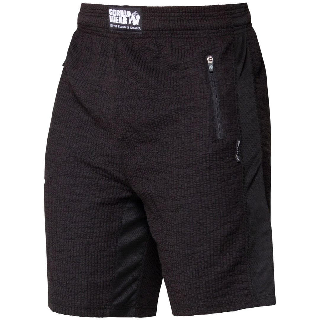 Augustine Old School Shorts Black