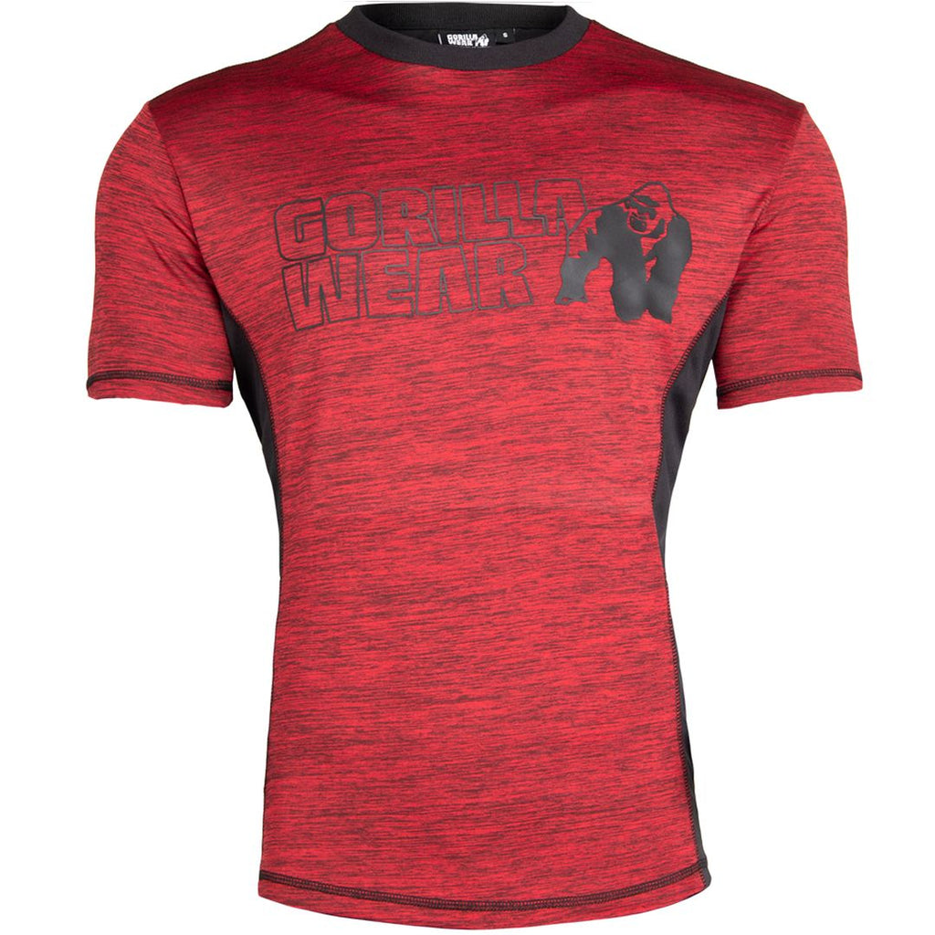 Austin T Shirt Red Black