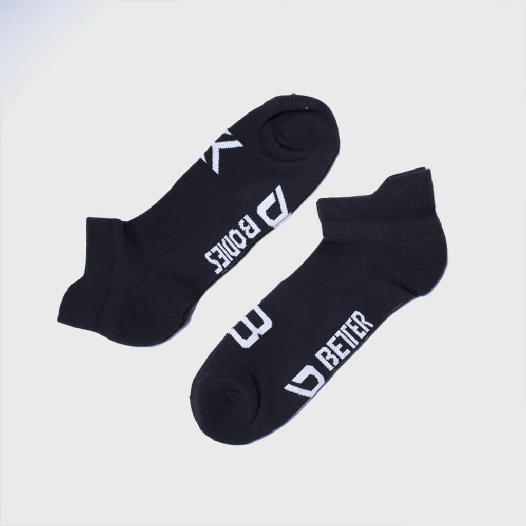 Better Bodies Short Socks Black