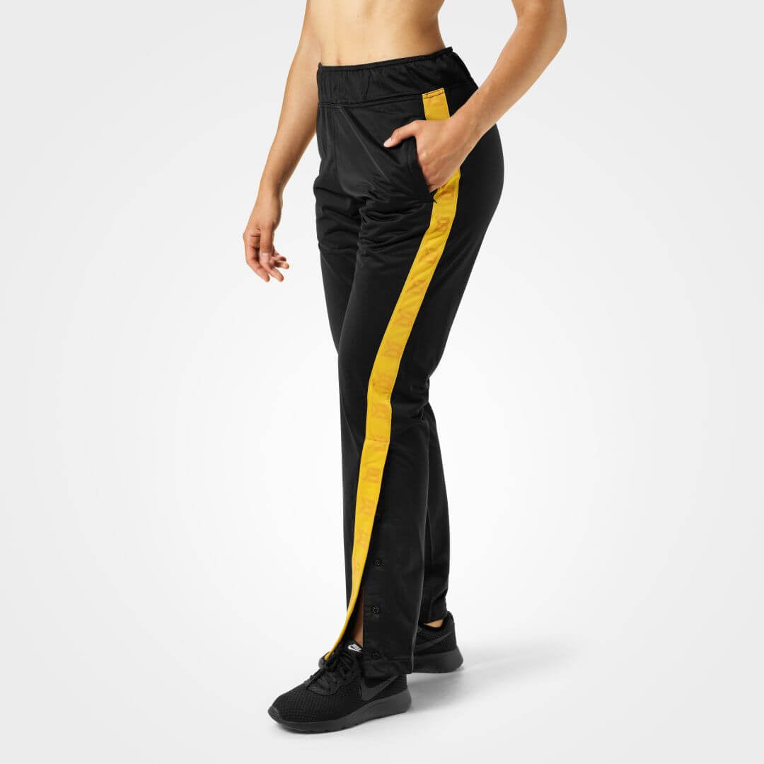 Bowery Track Pants Black