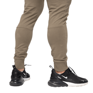 Tapered joggers V2, Washed Green