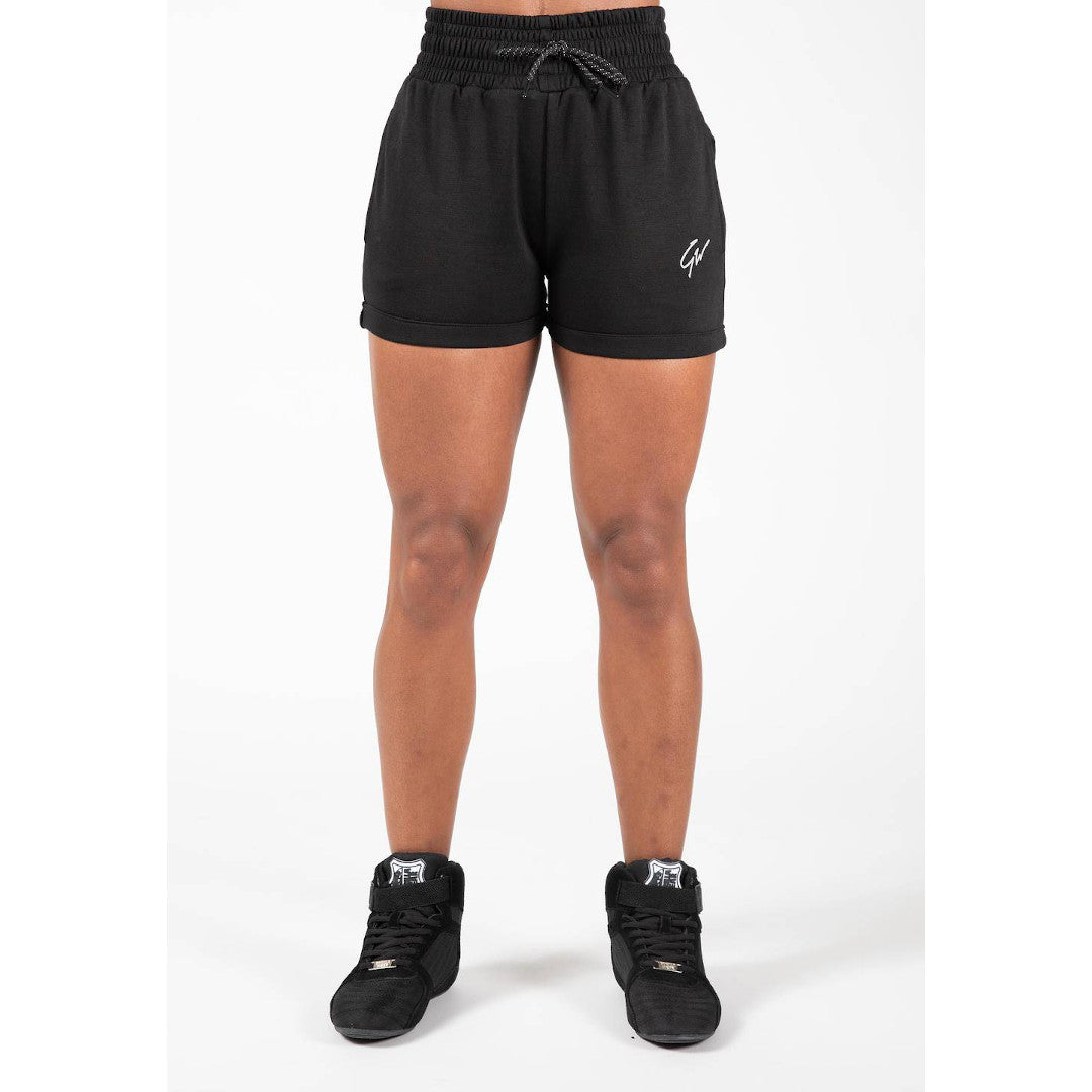 black-pixley-sweatshorts
