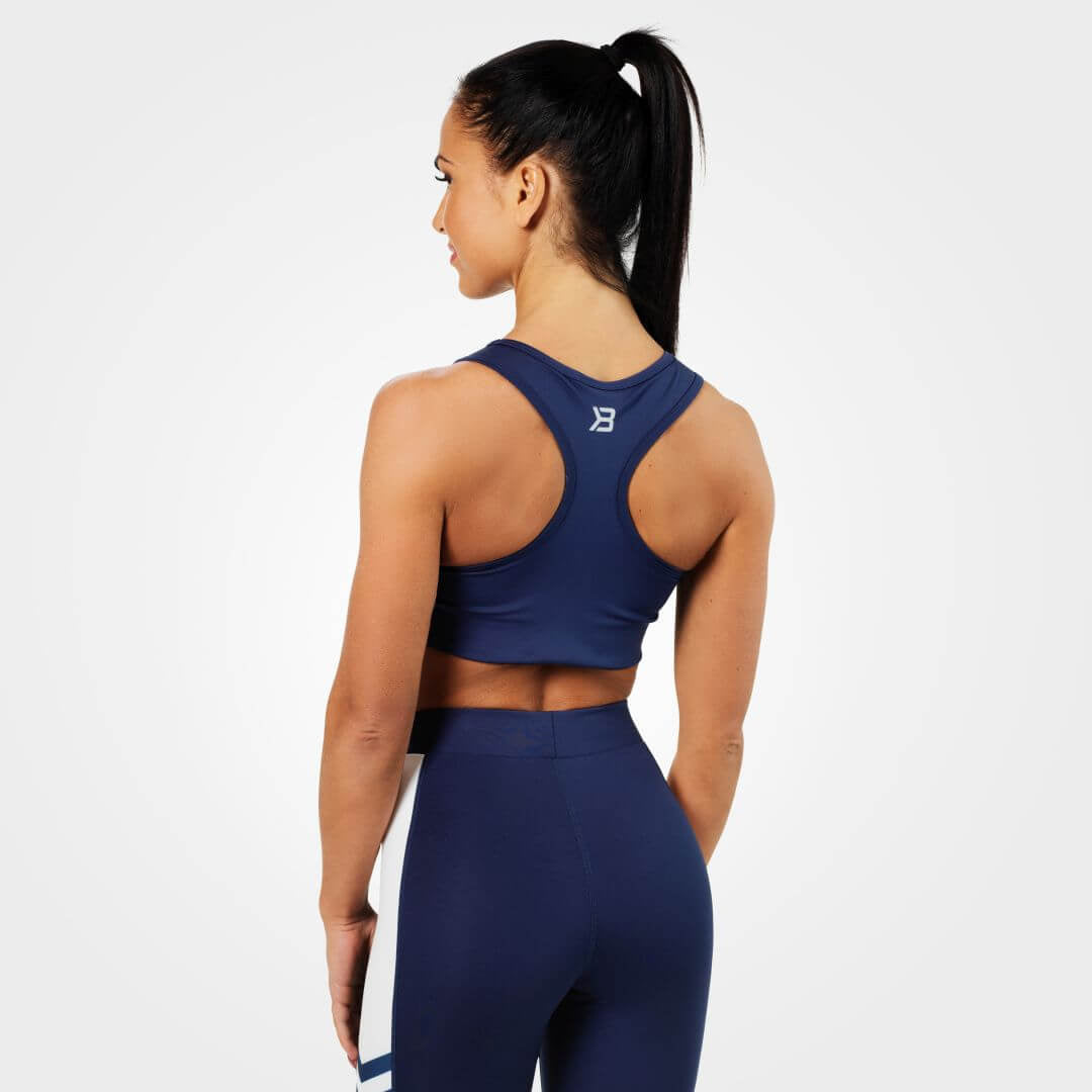 Bowery Sports Bra Dark Navy