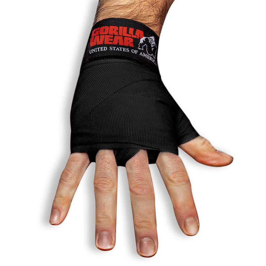 Boxing Hand Wraps Black