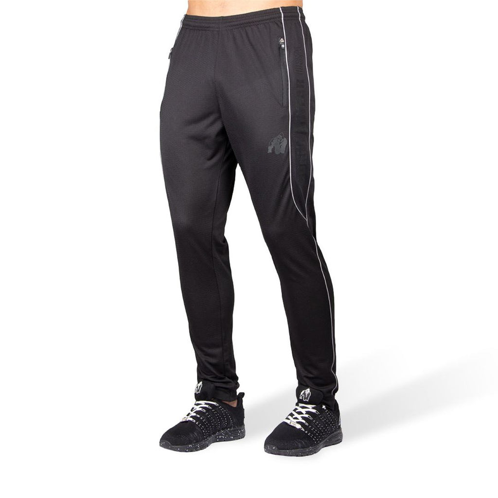 Branson Pants Black Grey