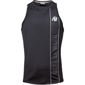 Branson Tank Top Black Grey
