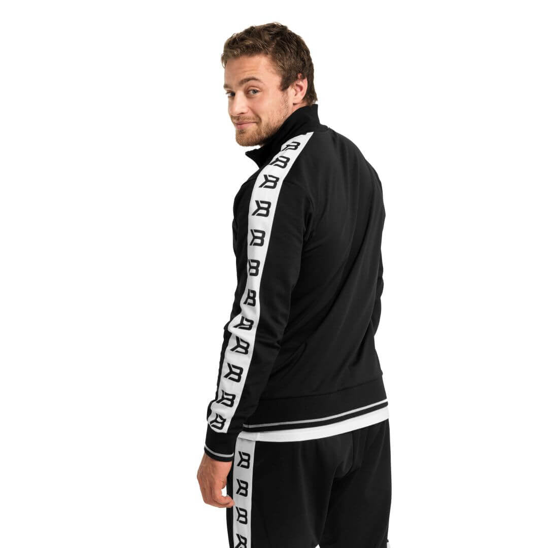 Bronx Track Jacket Black