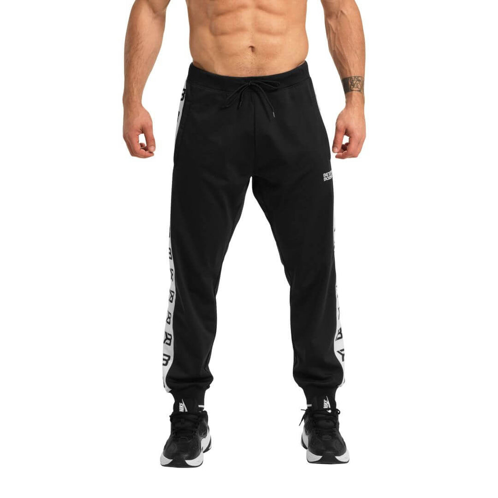 Bronx Track Pants Black