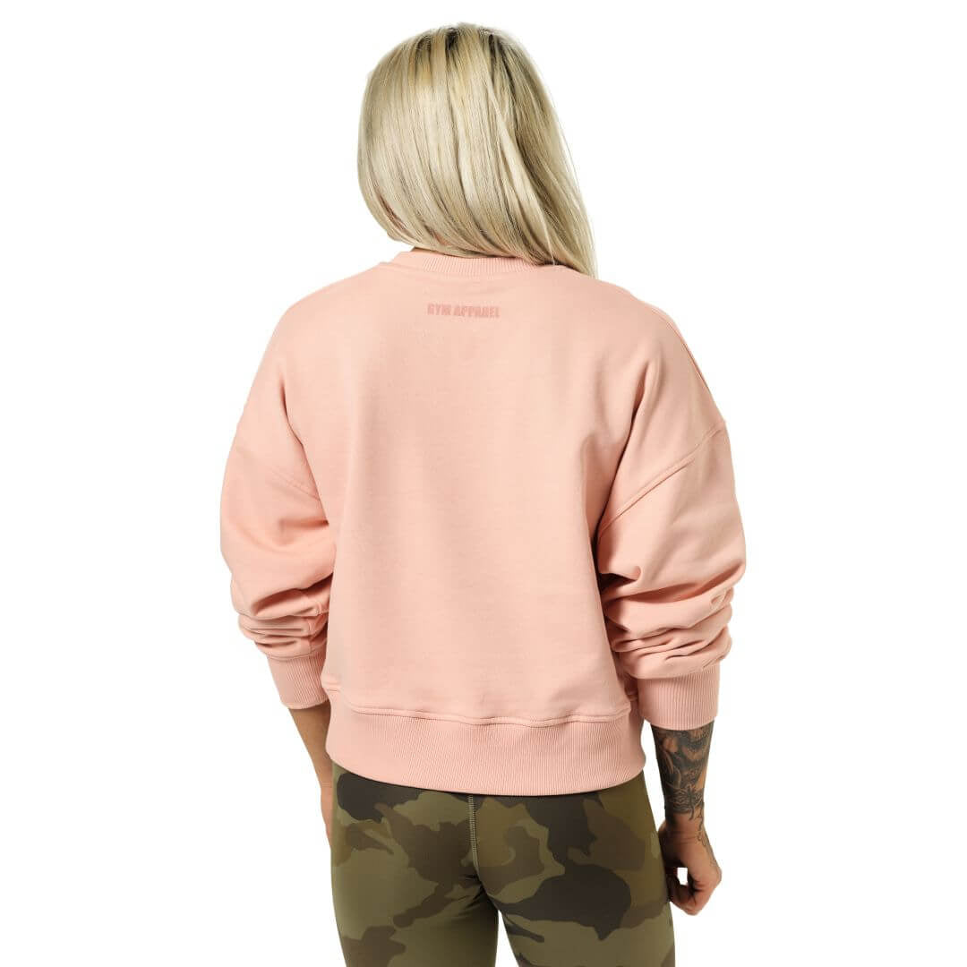 Chelsea Sweater Peach Beige
