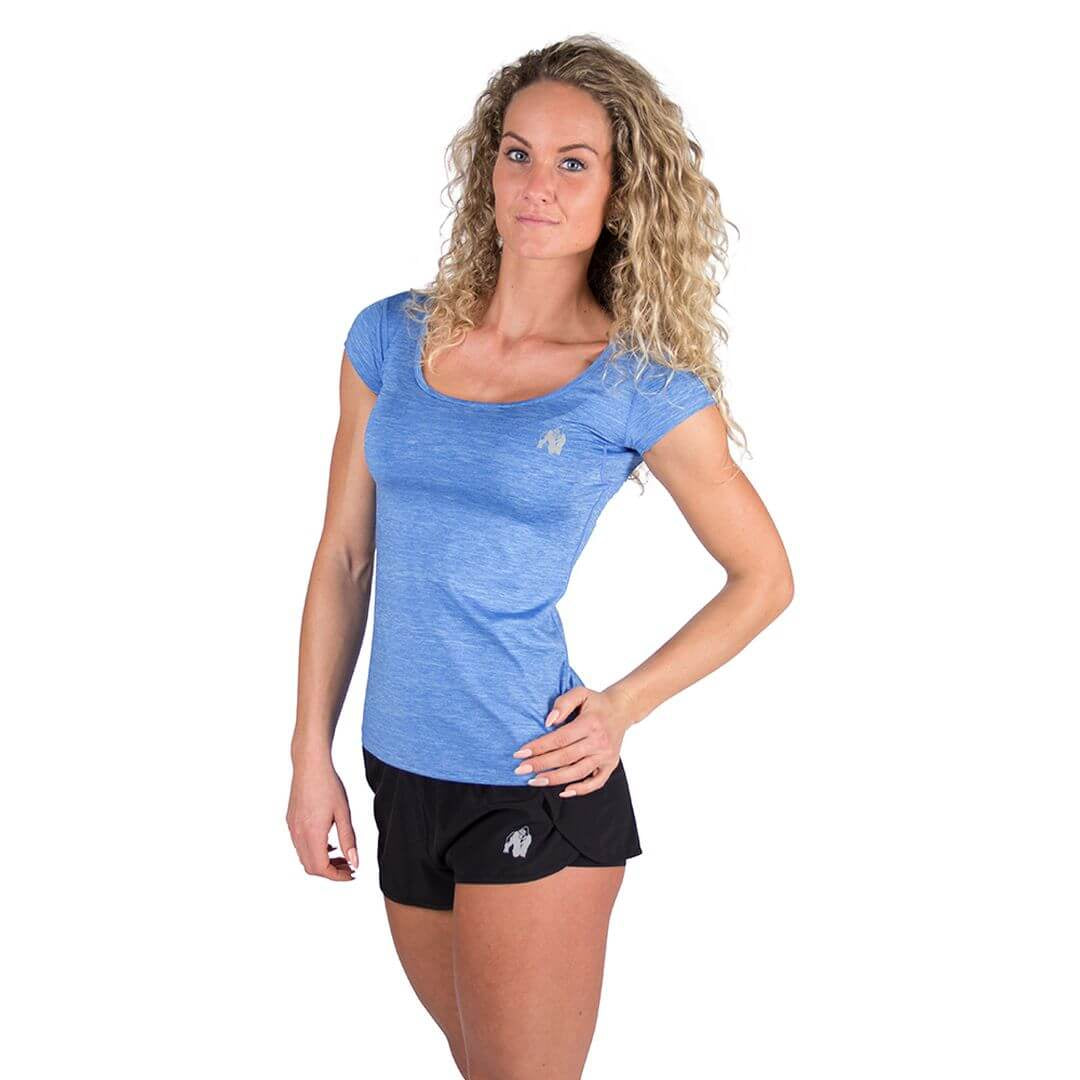Cheyenne T Shirt Blue