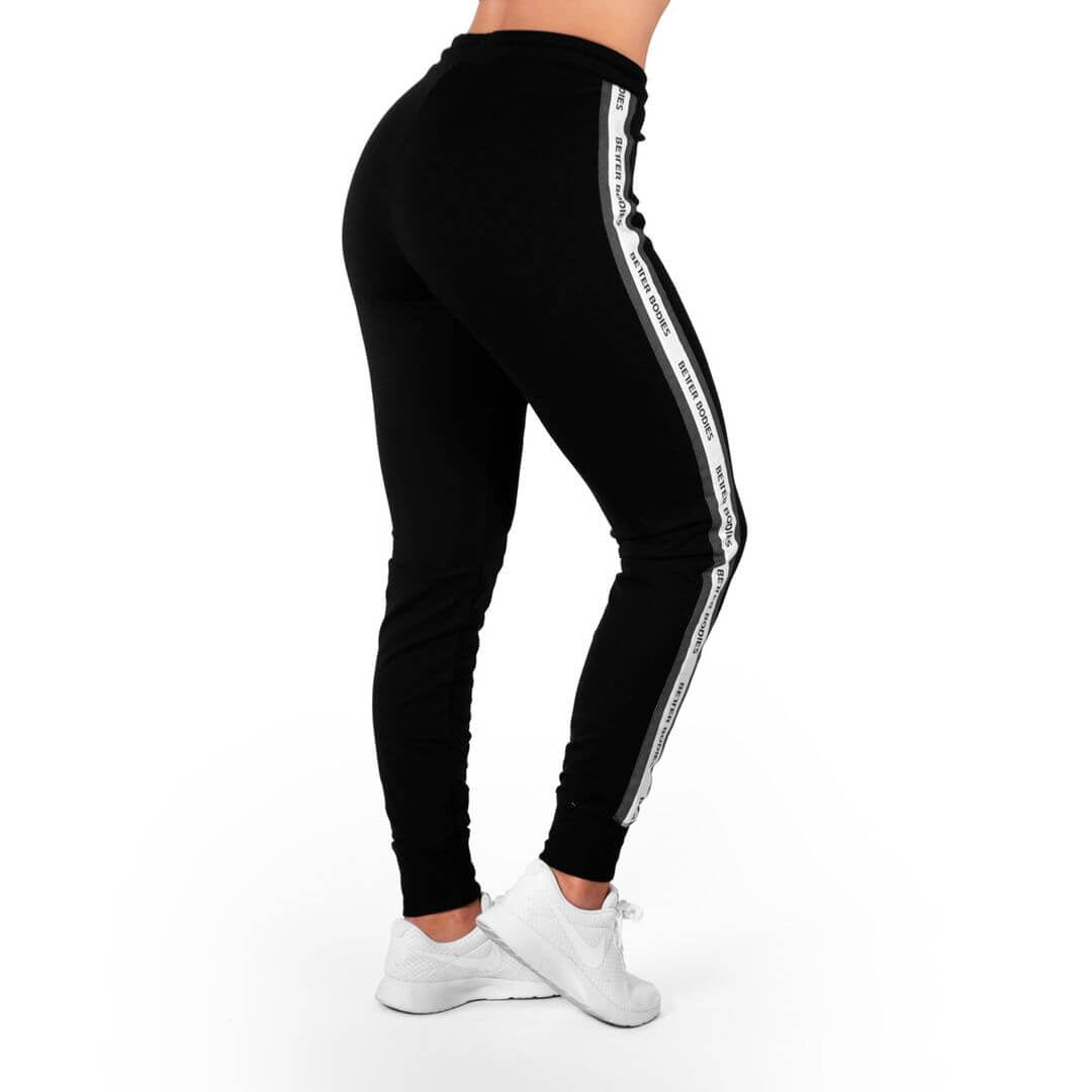 Chrystie Sweatpants Black