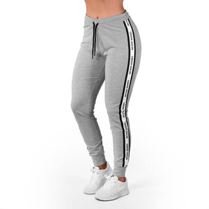 Chrystie Sweatpants Light Grey Melange