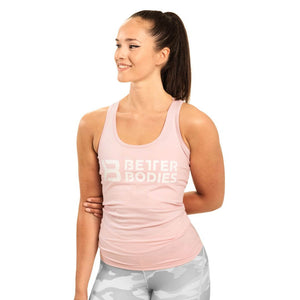 Chrystie T Back Pale Pink