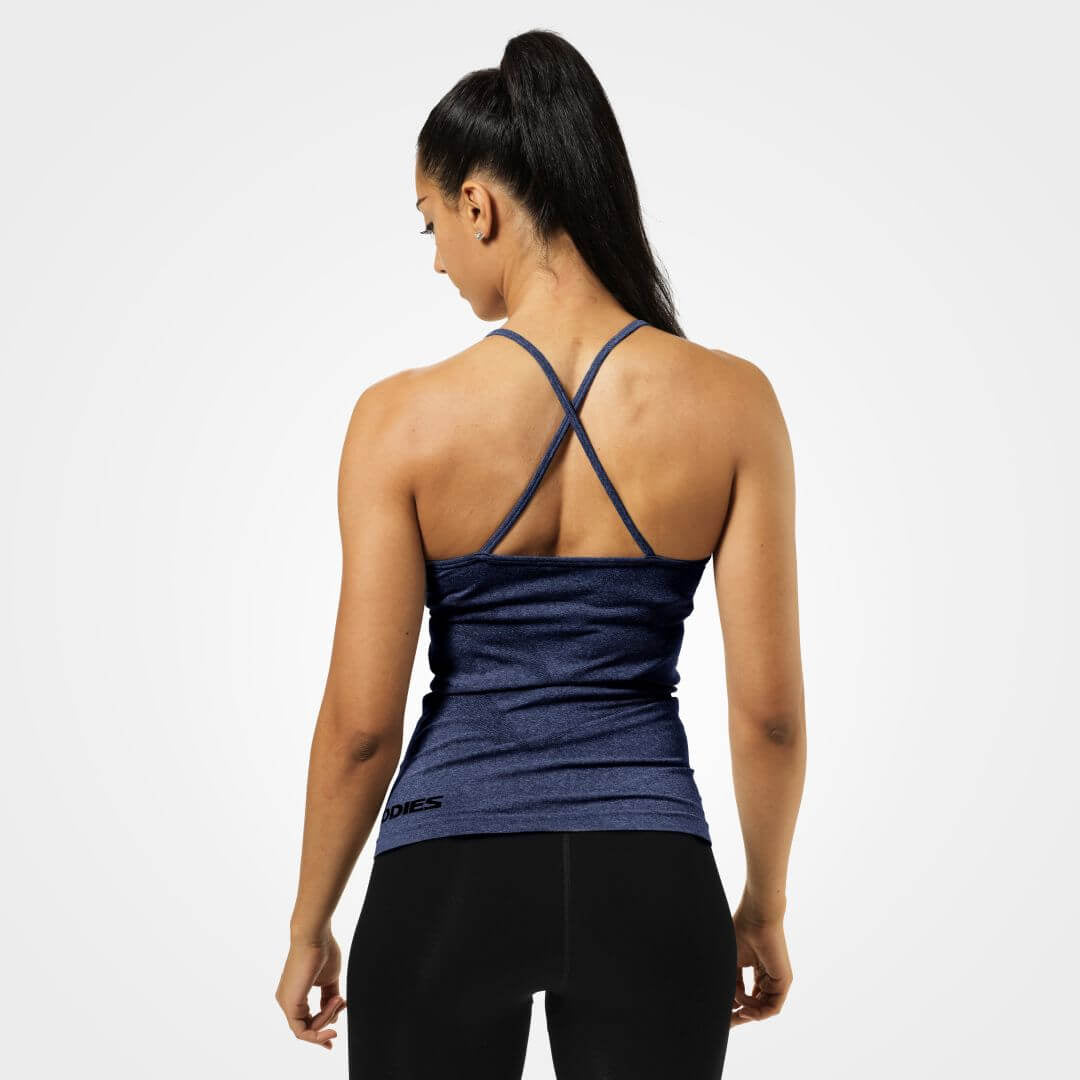 Chrystie Tank Dark Navy