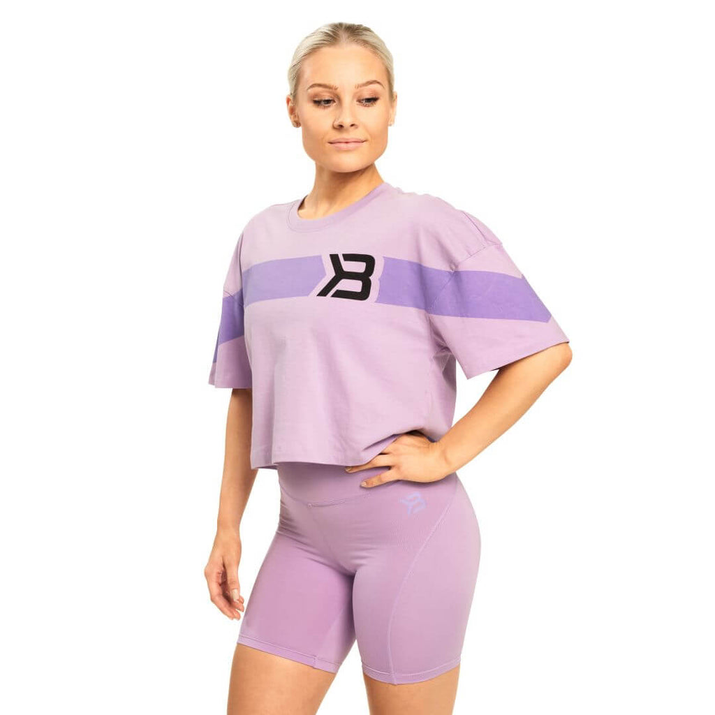 Chrystie Tee Lilac