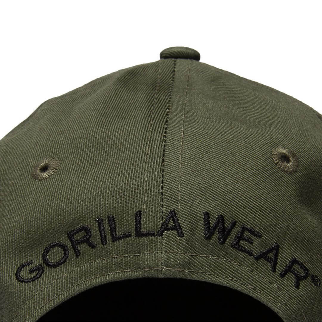 Darlington Cap Army Green