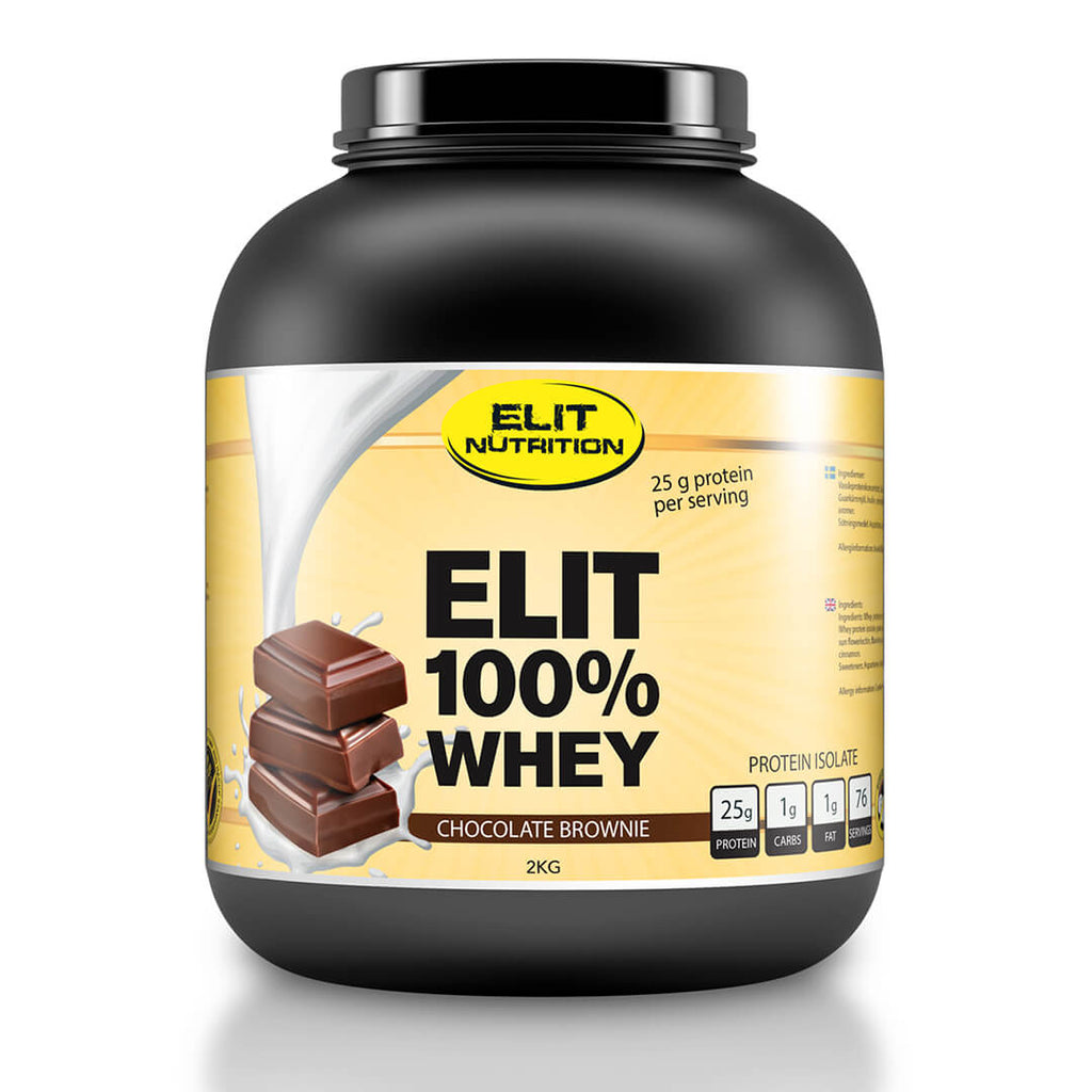Elit 100 Whey Isolate 2300G
