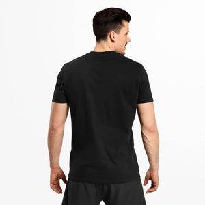 Essential Tee Washed Black