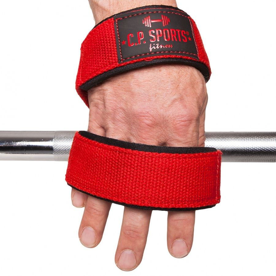 Cps Figure 8 Straps Red