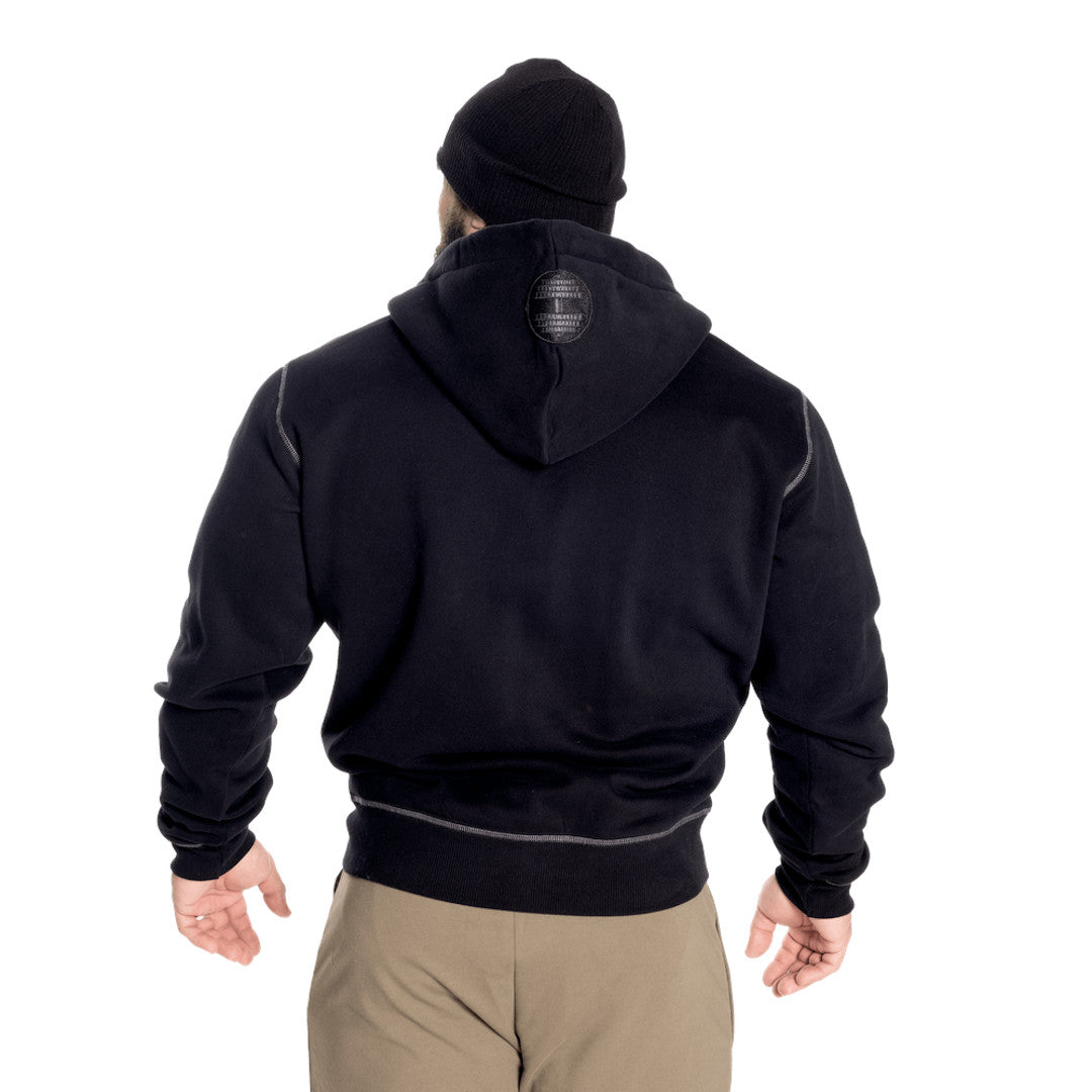 Better Bodies Graphic Hoodie Black