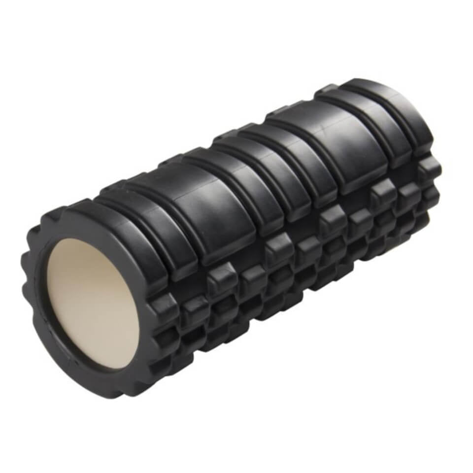 Virtufit Foam Roller 33Cm Black