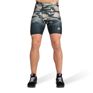 Franklin Shorts Army Green Camo