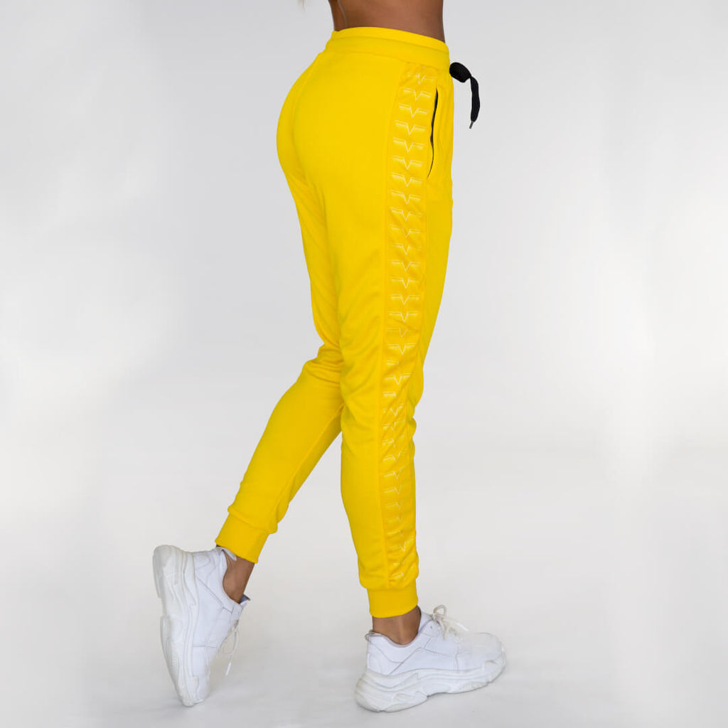Gavelo Track Pants Lemon