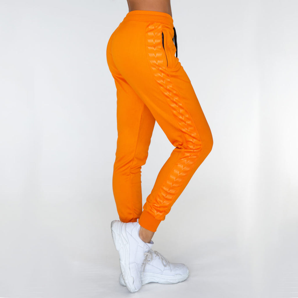 Gavelo Track Pants Orange